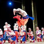 танцевальный коллектив Радуга