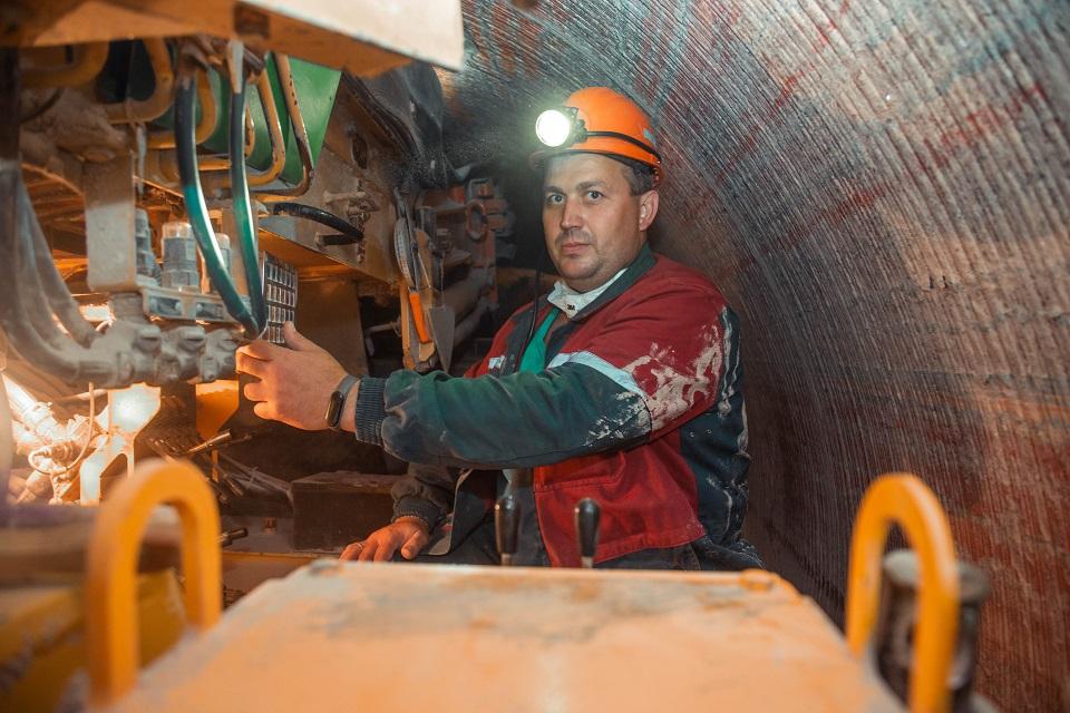 беларуськалий, шахтер